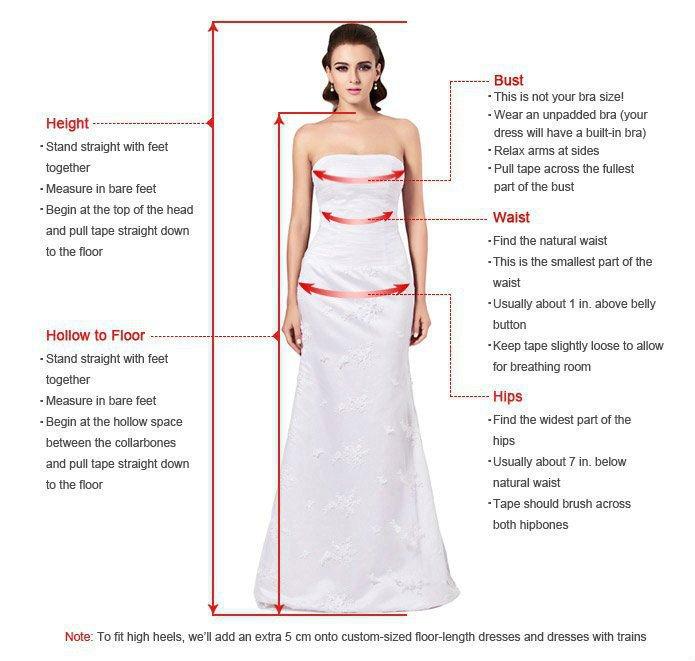 Deep V Lace Top Long Sleeve Floor Length Chiffon Beach Wedding Dress