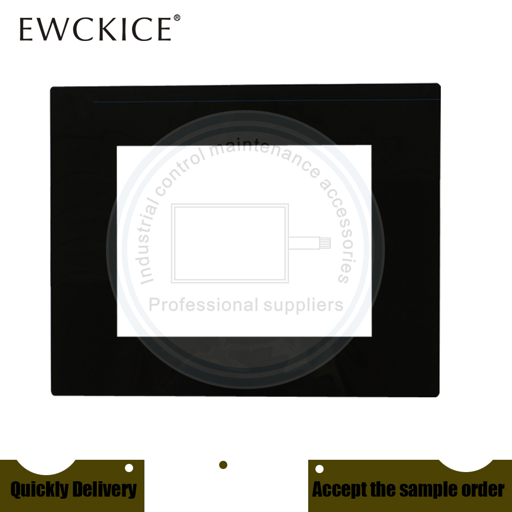 NEW PanelView 1400E 2711E-T14C15 2711E-T14C15X HMI PLC Front label Industrial control sticker