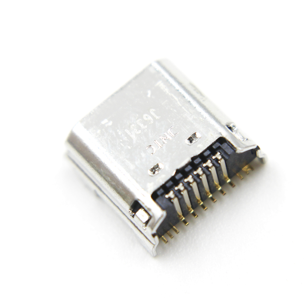 10pcs/lot Micro Usb Charger Charging Port Connector Plug Dock Port Tail Plug For Samsung Galaxy I9200 P5200 I9205 T211 T210R