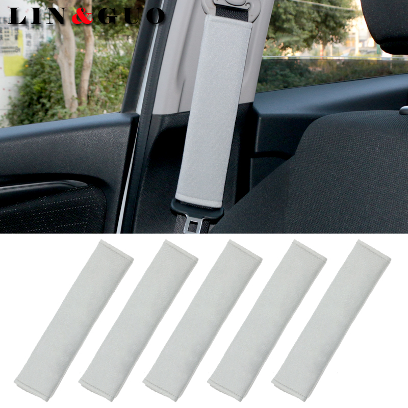 5PCS Top quality car-styling Children Safety Strap Car Seat Belts Pillow Shoulder Protection