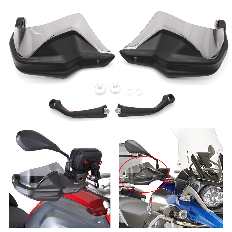 For <font><b>BMW</b></font> <font><b>R1200GS</b></font> F800GS <font><b>Adventure</b></font> S1000XR Handlebar Handguard Hand shield Protector R1200 LC GS ADV <font><b>2013</b></font> 2014 2015 2016 2017 <font><b>2018</b></font> image