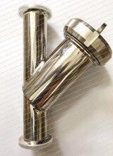 2 «(51 мм) OD64 фильтр из нержавеющей стали 304