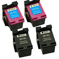 For HP 301 Ink Cartridge For HP 301xl Deskjet 1050 2050 2050s 3050 Envy 4500 4502
