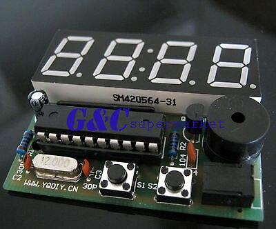 Electronic Clock Electronics