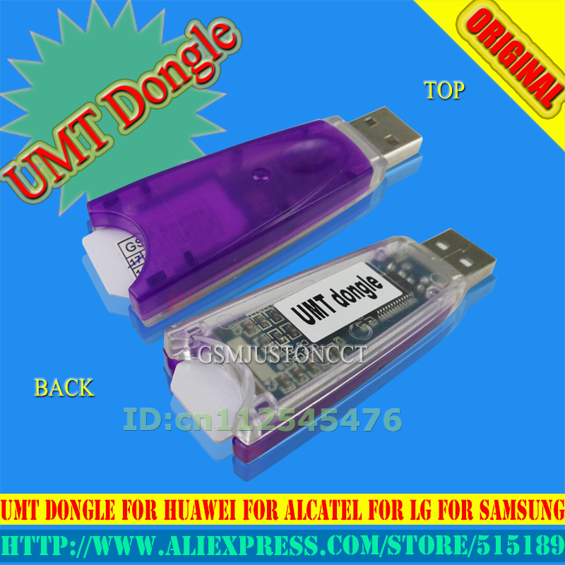 Ultimate Multi Tool Dongle UMT Dongle For Huawei For Alcatel For Lg For Samsung Flashing/Read Unlock IMEI Repair++