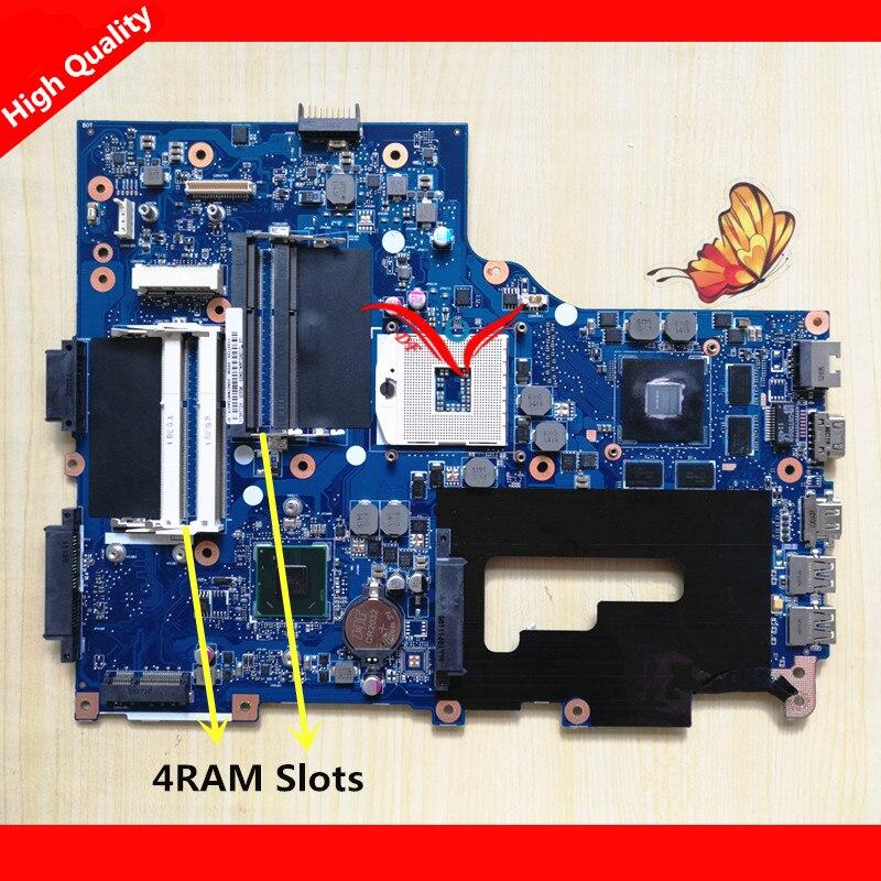 VA70/VG70 Main board Rev2.1 For Acer V3-771 V3-771G Notebook PC Motherboard With 2GB Graphics 4Slots DDR3