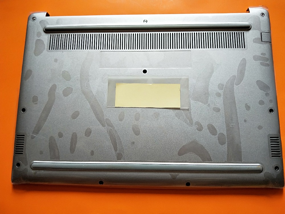 NEW original FOR DELL 7000 14 7460 7472 bottom COVER D case silver gray цена