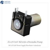 Easy Operation Peristaltic Pump 24 Volt