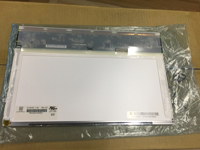 13.3 inch industrial LCD screen G133IGE-L03 new original new orignal offer for 15 g150x1 l02 g150x1 l01 g150x1 l03 lcd screen