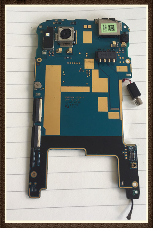 100%Working~Unlock Good quality Original Motherboard For HTC DESIRE S G12 Mainboard Board Free Shipping htc desire 650
