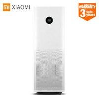2018 Xiaomi Воздухоочистители Pro интеллектуальная OLED Дисплей CADR 500m3/ч 60m3 Беспроводной смартфон приложение Управление бытовой Приспособления