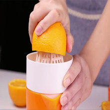 Manual orange juice press with hot selling quality is suitable for and lemon childrens healthy life
