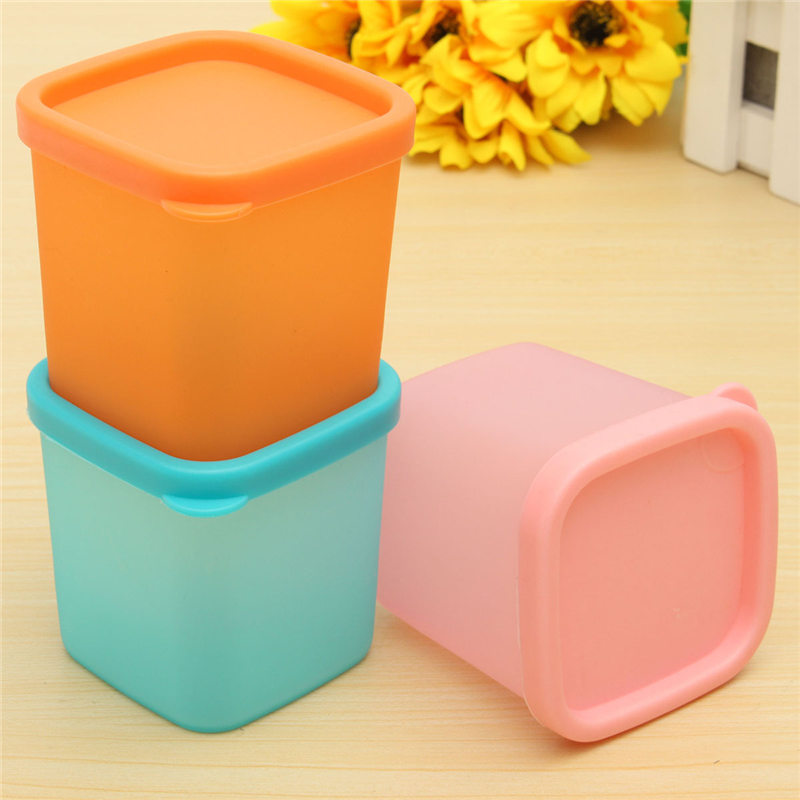 Hot Sale 230ml Multi Functional Sealed Refrigerator Crisper Plastic Box Bin  Kitchen Sorting Food Storage Preservation Boxes