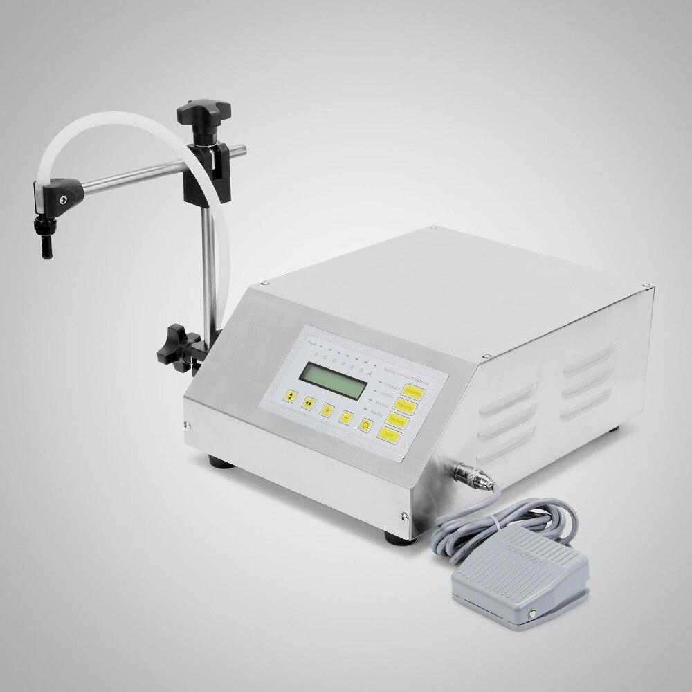 2 3500ML liquide Machine de remplissage GFK 160 automatique numérique liquide remplissage remplisseur numérique contrôle pompe boisson eau liquide remplissage - 3