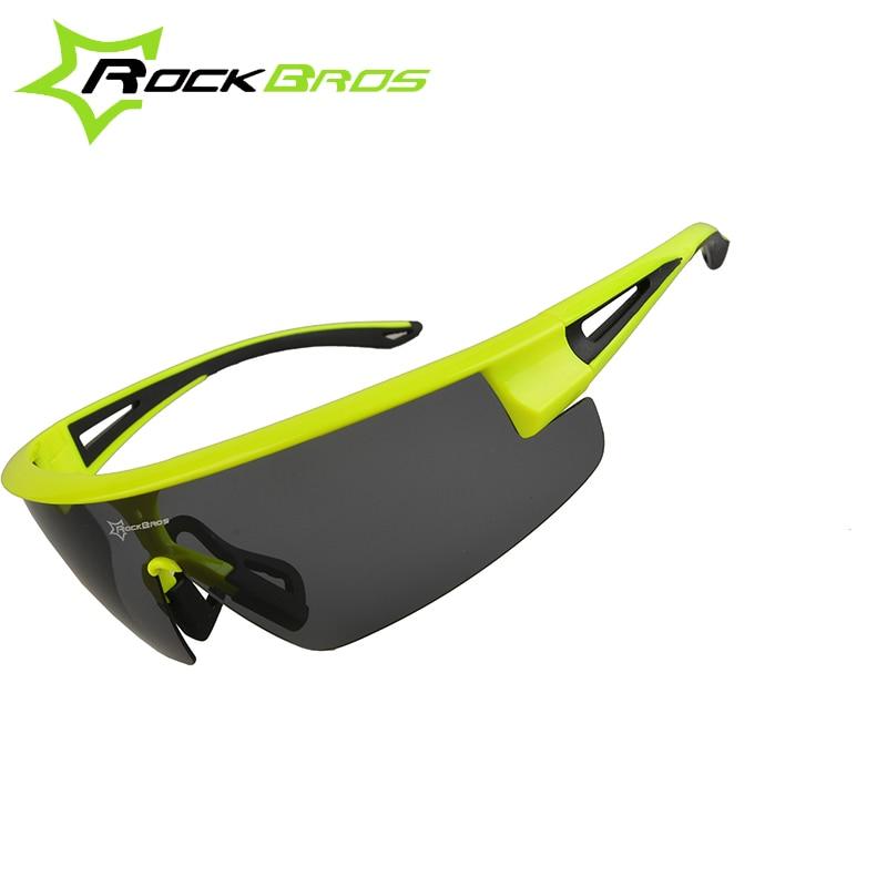 RockBros Polarized Sunglasses font b Eyewear b font Cycling Riding Driving font b Sports b font