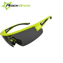 RockBros Polarized Sunglasses Eyewear Cycling Riding Driving Sports Glasses Bike Bicycle Man Woman Ultralight UV400 Sunglasses