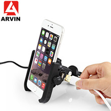 iPhone Moto Holder Handlebar