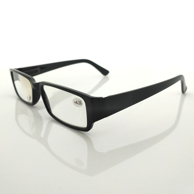Kobiety Okulary do czytania dla mężczyzn Punkty widzenia Wyczyść - Akcesoria odzieżowe - Zdjęcie 3