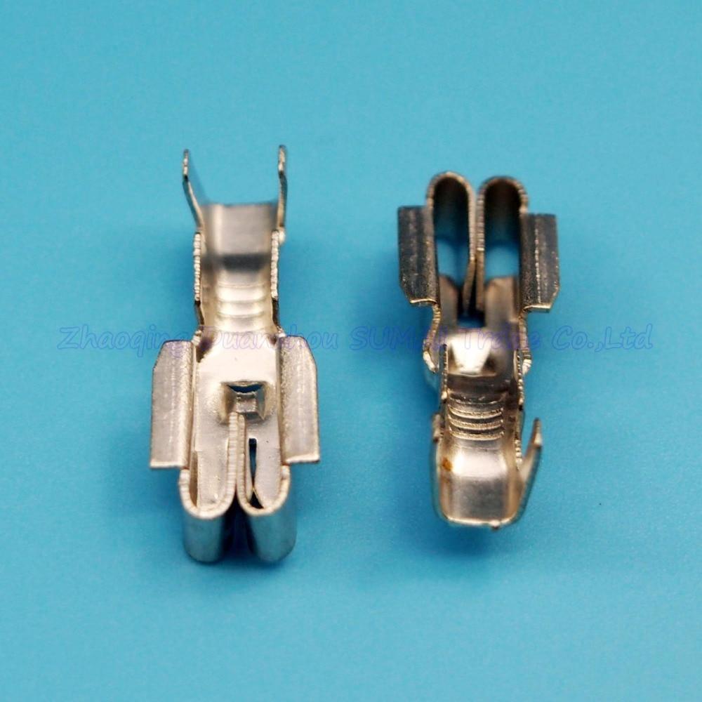 dj900107b car fuse holder terminal connectors 6 3mm fuse box terminals for vw audi etc [ 1000 x 1000 Pixel ]