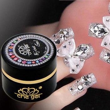 Nail Art Gel Glue Long Lasting Health & Beauty