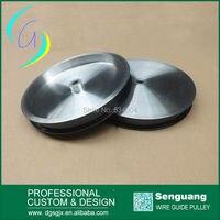 Aluminum Wheel Polish Pulley