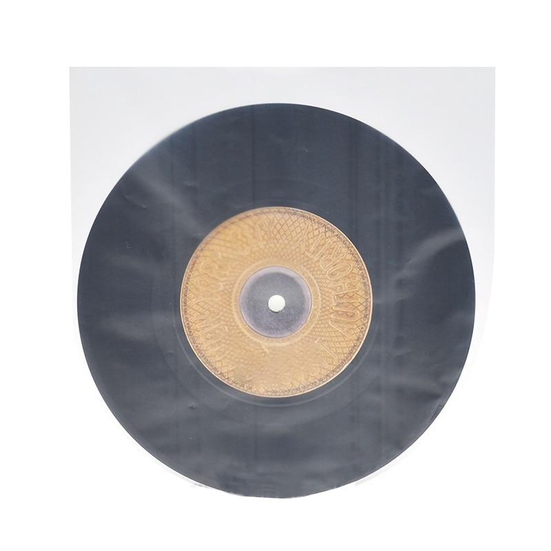 Nett Leory 50 Stücke Für Plattenspieler Vinyl Cd 7 Zoll 17,8 Cm Plattenspieler Tragbares Audio & Video 18,6 Cm Anti-statische Lp Schutz Lagerung Innen Tasche