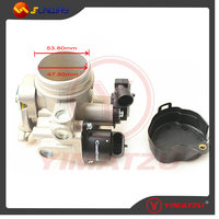 ATV UTV Parts Throttle Body Assy For HISUN HS800 UTV EPA Free Shipping By Epacket