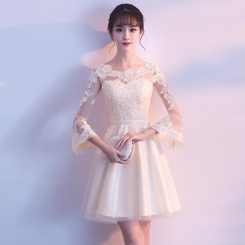 Fadistee novo design a linha vestidos curtos
