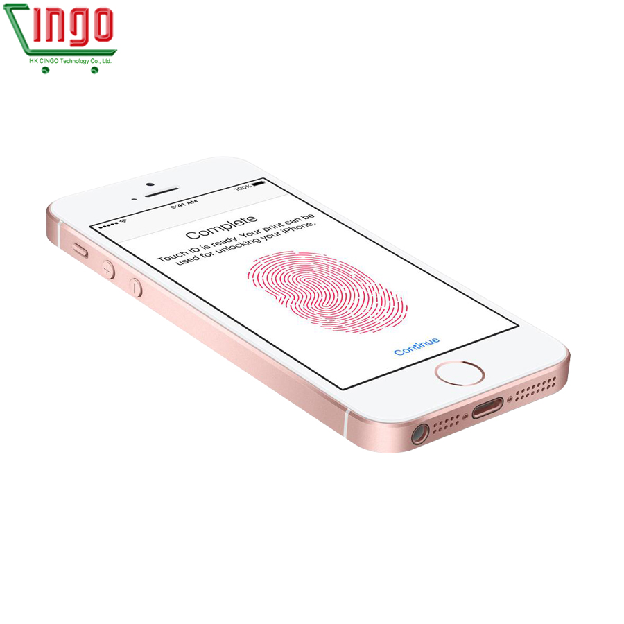 Image 4 - Apple iPhone SE Dual Core Cell Phones 12MP iOS Fingerprint Touch ID  2GB RAM 16/64GB ROM 4G LTE Refurbished iPhone se-in Cellphones from Cellphones & Telecommunications