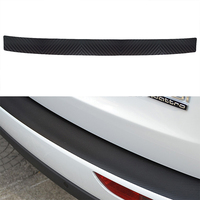2016 Car Styling DIY Rear Guard Bumper Protector Trim Cover For Jeep Compass Wrangler Cherokee Grand