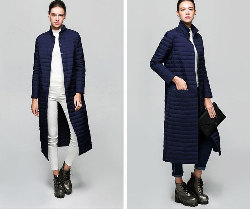 chaqueta Abrigos plumas 2017 invierno mujeres de nueva colección wZ4vq7x0I