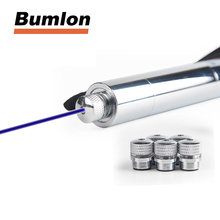 Best Buy Blue Laser Pointer High Power Pointers 450nm Burn Matches Cigarettes Candle with 5 Star Caps for Hunting Accessories 3-0026
