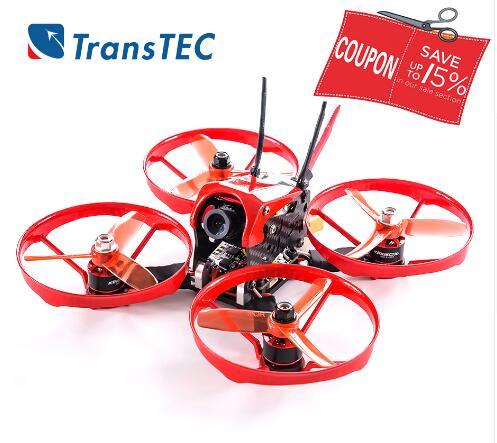 TransTEC KOBE PNP 140mm140g axe drone moteur rc copter F3 ESC 20A dron caméra dron professionnel drones volants course quadrirotor