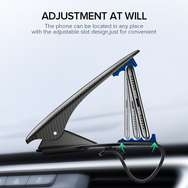 Strong Adjustable Phone and Tablets Holder for Cars