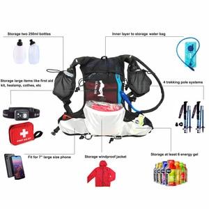 Image 5 - ULTRA TRI Trail koşu sırt çantası açık hafif hidrasyon spor çantası bisiklet yürüyüş maraton yarış eğitim paketi Mochilas