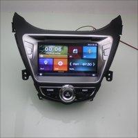 עבור יונדאי Elantra/Avante 2010 ~ 2015 רכב רדיו תקליטור ה-DVD Navi ניווט GPS Nav מסך HD נגן מגבר אודיו וידאו מערכת