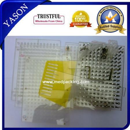 187 Holes Manual Capsule Filler,capsule Filling Machinery With Tamping Tool