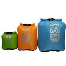 Waterproof Dry Bag Swimming Pack Rafting Kayaking River Trekking Floating Sailing Boating Water Resistance Dry Sacks TX01