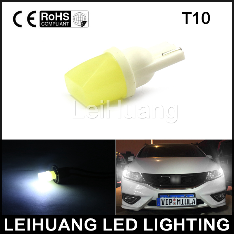 100pcs T10 3d LED W5W White Lights Car Side direction  plate light Door Map Festoon Dome Lamp Bulbs DC 12V 10pcs t10 3d led w5w white lights car side direction plate light door map festoon dome lamp bulbs dc 12v