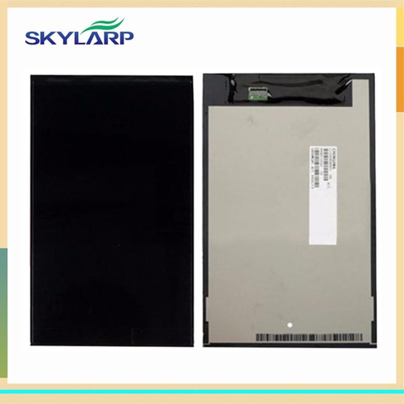все цены на  LCD for Lenovo IdeaTab A5500 Tab 2 A8-50F A8-50 Tablet PC LCD screen display panel glass free shipping  онлайн