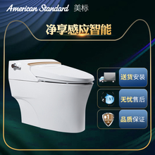 Integrated Yale intelligent 5392 home toilet, wireless remote control toilet automatic flushing