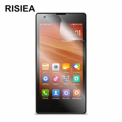 4pcs glossy Clear Screen Protector Protective Soft Film For Xiaomi Redmi 4X 4A 5 Plus 5A 6 Pro 6A 7 4 3 3S 3X 2