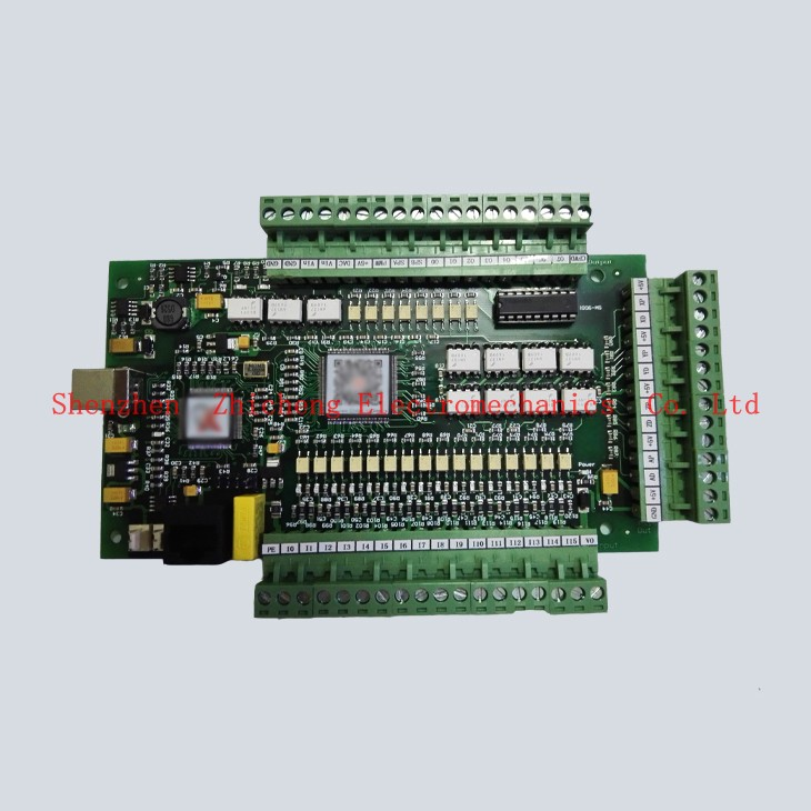 4Axis USB CNC Mach3 Controller Card Interface Breakout Board board upgrade 3mbi50sx 120 02 special offer seckill consumer protection of business integrity quality assurance 100