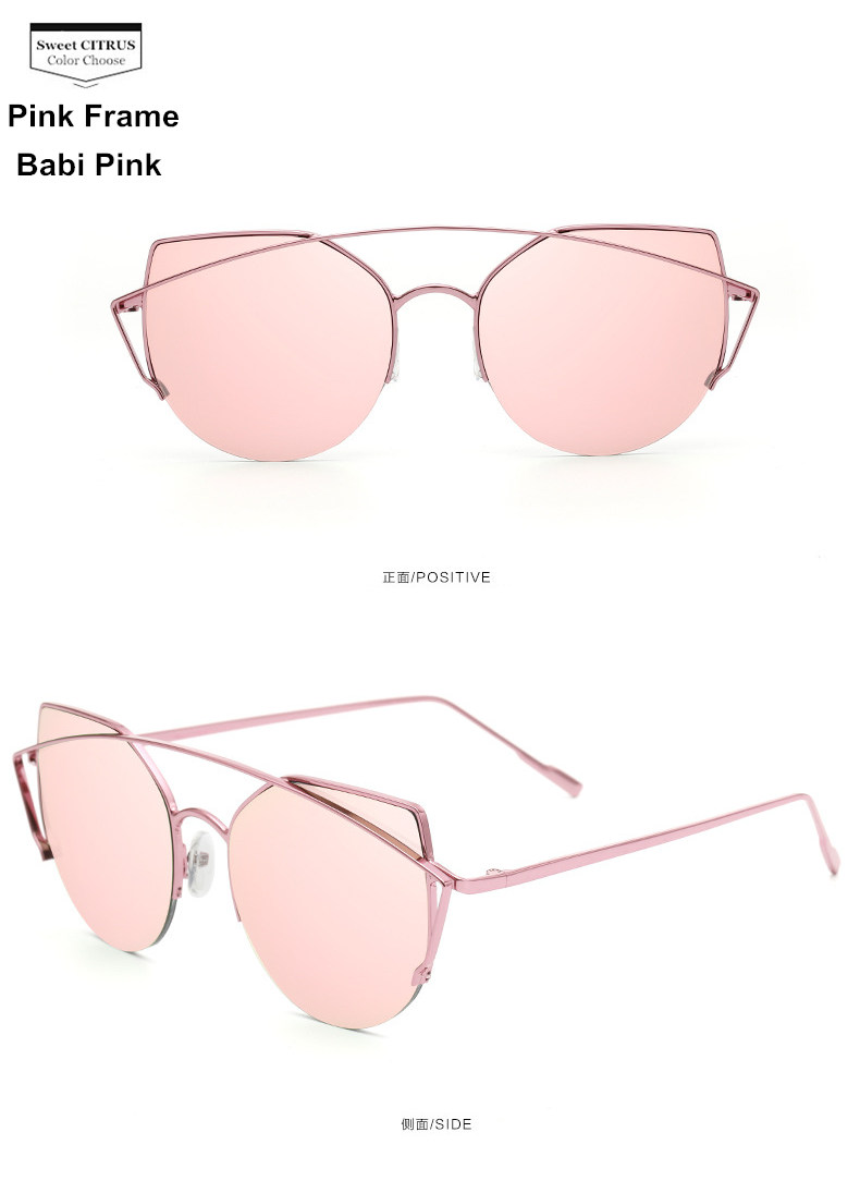 HTB13yzXPFXXXXcAXpXXq6xXFXXXs - Sweet CITRUS Cat eye Sunglasses Women Luxury Brand Designer Metal Original Sun Glasses For Female vintage Oculos De Sol Feminino