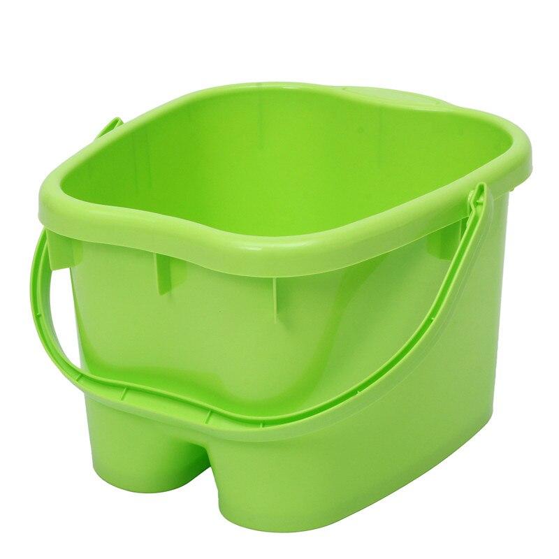 Online Shop Small Portable Foot Soaking Bucket Drum Foot Detox Spa ...