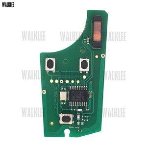 Image 5 - Walkleeリモートキースーツ用オペル/vauxhallアストラh 2004 2009、ザフィーラb 2005 2013、用ヴァレオ13.149.658キーレスエントリーシステム