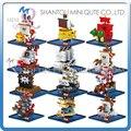 Mini Qute DR. STAR 12 estilos la nave de una pieza Going Merry Vehículo bloque de construcción de plástico modelo de dibujos animados educativos de educación juguete