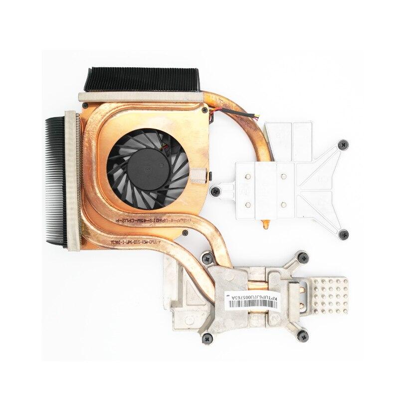 Nieuwe originele ventilator DV6-2000 koellichaam voor HP DV6-2000 - Computer componenten - Foto 5
