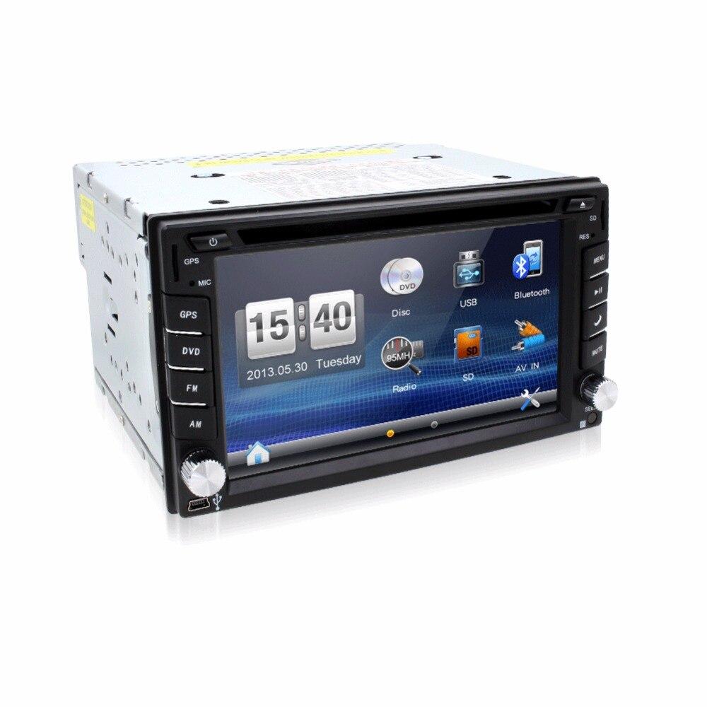 Coche Reproductor multimedia 2 din radio volante grabadora de cinta - Electrónica del Automóvil - foto 3