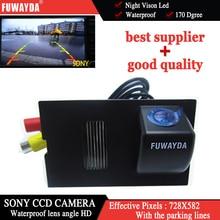 Fuwayda Sony CCD чип заднего вида обратный резервный камеры для Land Rover Freelander/Discovery 3 4/диапазон rover Sport